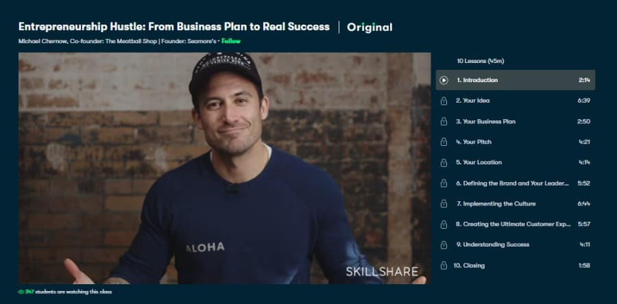 Entrepreneurship Hustle: From Business Plan to Real Success