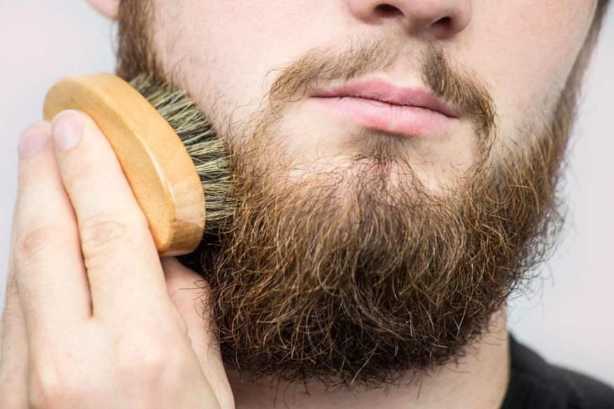 Beard Roughness SKILLS Dubai Barbershop