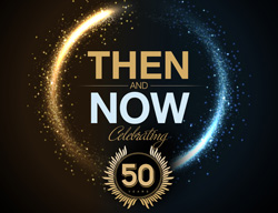 Then&Now celebrating 50 years