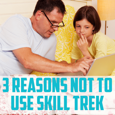 3 Reasons Not to Buy Skill Trek