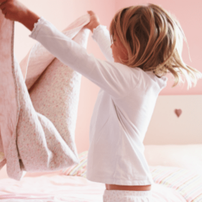 Tips and Tricks to Teach Your Children How to Make Their Bed