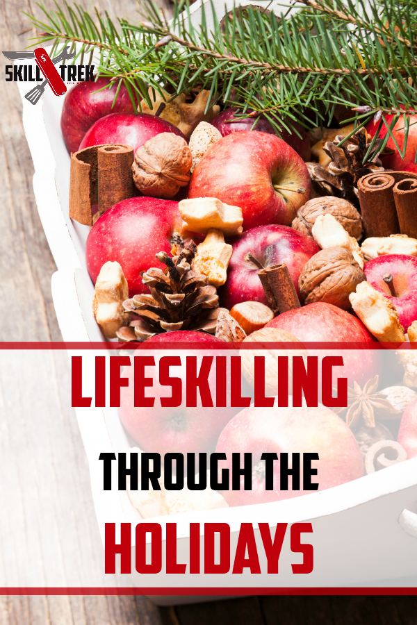 Life skills matter and this holiday season instead of worrying about homeschooling through the holidays, focus on the life skills that your kids may be missing. Let's spend the month lifeschooling through the holidays and cultivate some memories with our kids!