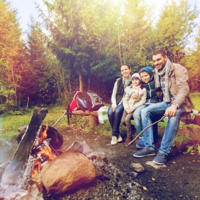 6 Camping Activities to Do with Your Kids