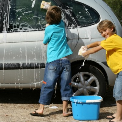 How to Assign Age-Appropriate Chores