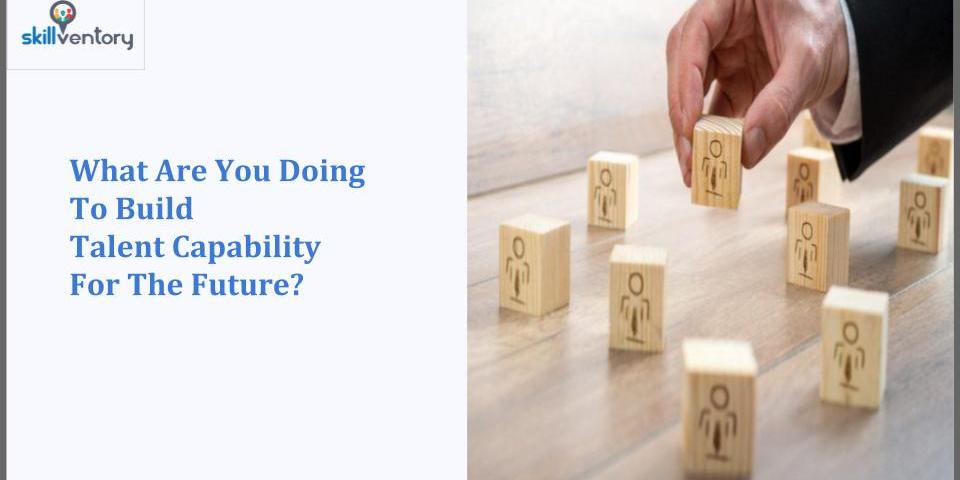 skillventory - What Are You Doing To Build Talent Capability For Future?