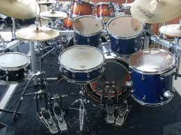 For sale drumkit Odery Custom Araucaria 5-piece #2