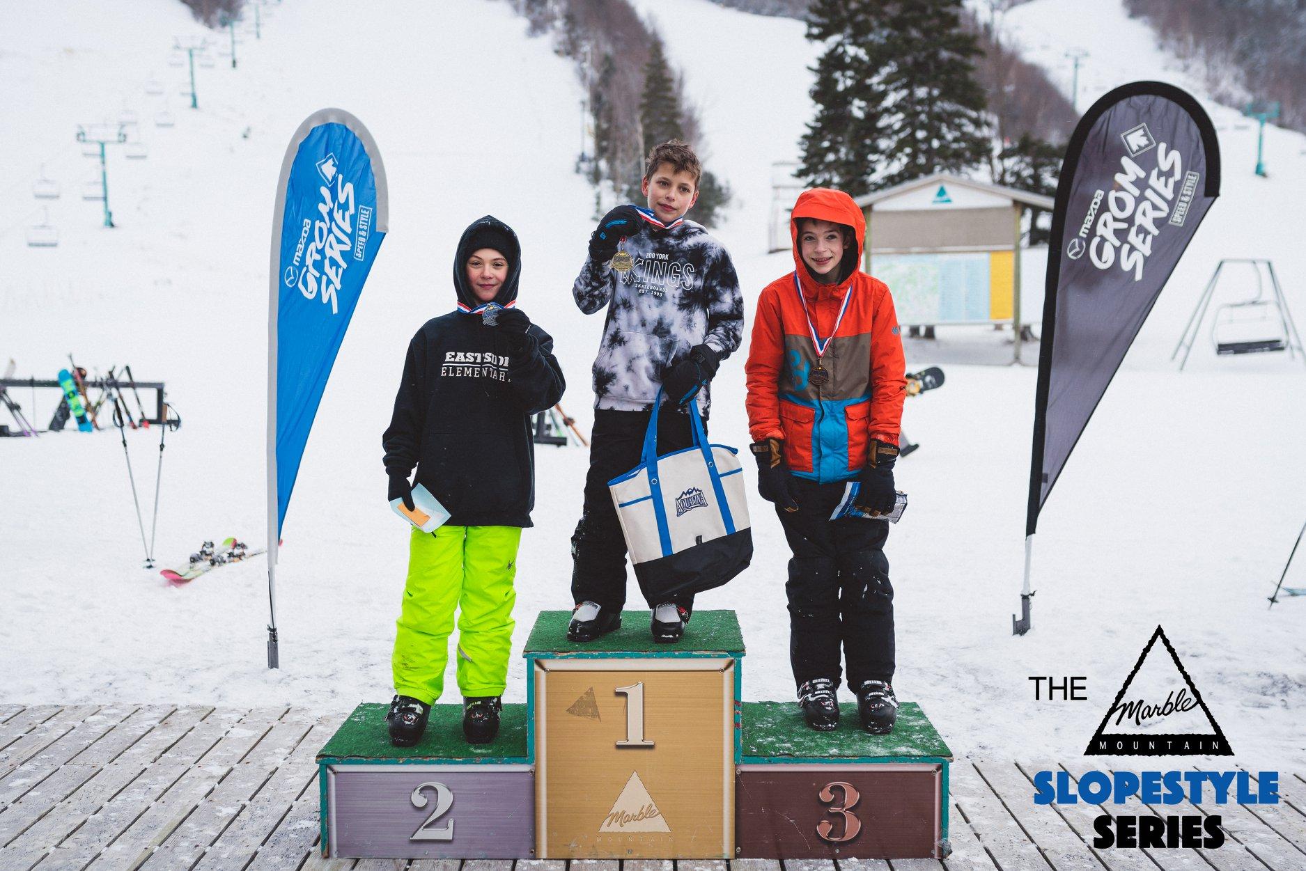 1 2 3 ski