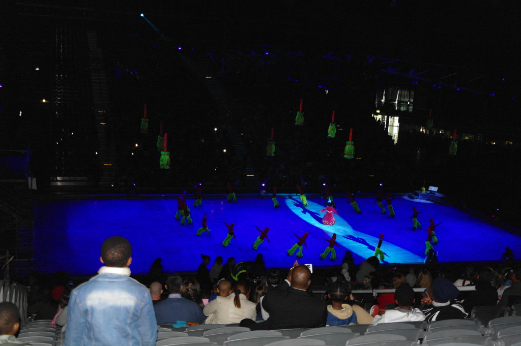 Disney on Ice at The Dome - The worst seats are still worth it