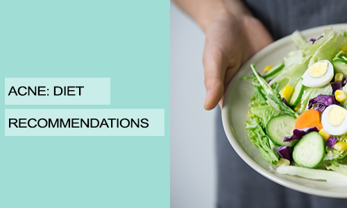 Acne: Diet Recommendations
