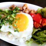 【美肌レシピ】鶏胸肉のオイスター炒めカフェ風ワンプレート