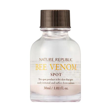 Bee Venom Spot Treatment by Nature Republic Korean Skin care ingredients