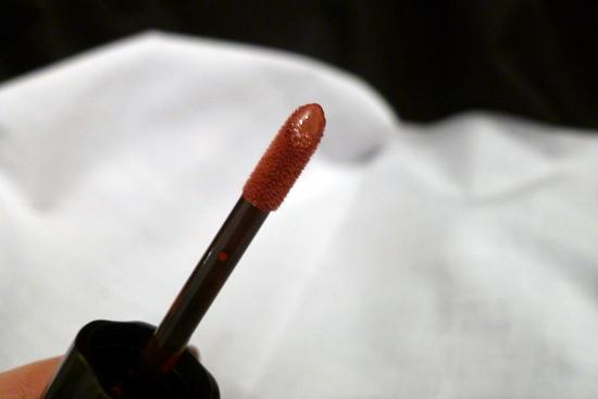 Shiseido Lacquer Rouge Liquid Lipstick - Savage