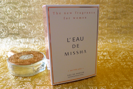 Leau De Missha So Into You Perfume Review Skin Tonics