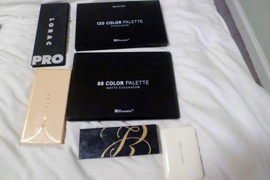 My Palettes