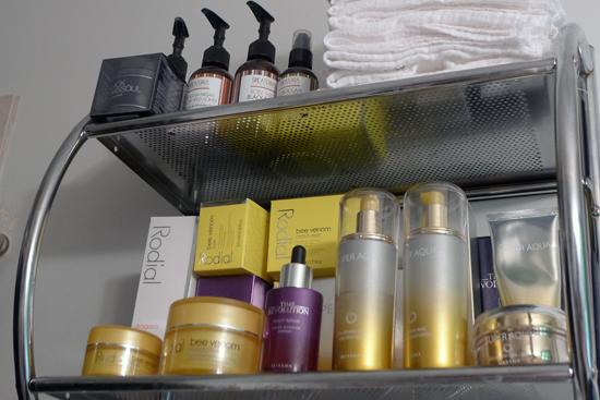 Skincare Shelf