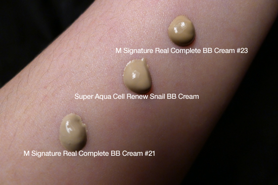 Missha Super Aqua Cell Renew Snail Bb Cream Review Skin Tonics Skincare Guides Product Reviews