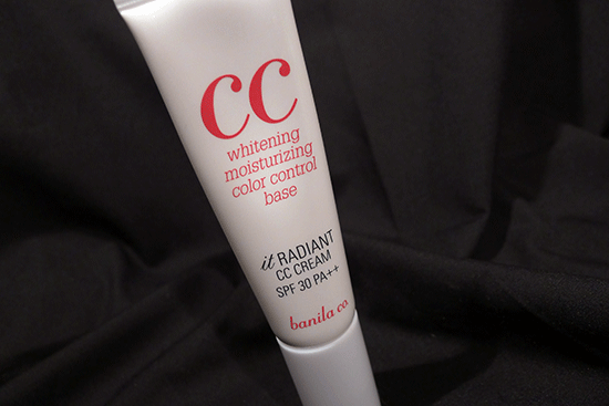 Banila Co. It Radiance CC Cream