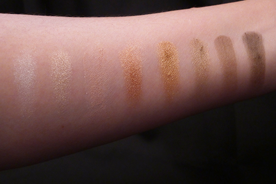 Kat Von D True Romance Eyeshadow Palette – Saint Swatches