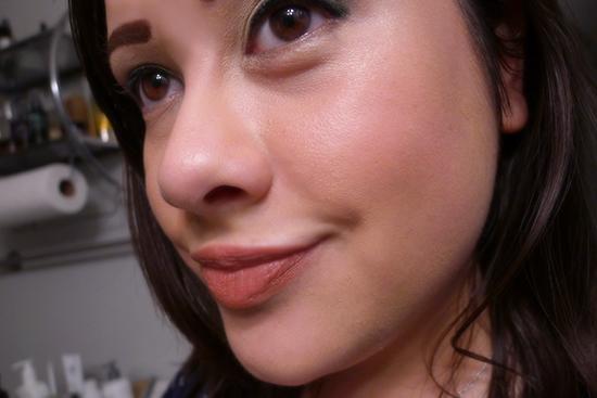 Laura Mercier Rouge Nouveau Weightless Lip Colour - Malt Swatch