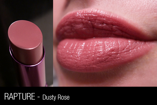 Urban Decay Revolution Lipstick - Rapture Swatch