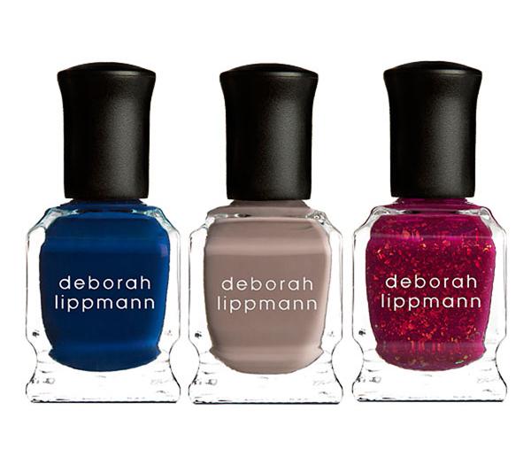 Deborah Lippmann She's Always a Woman Nail Polish Trio