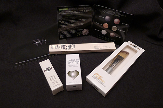 Wantable October Makeup Box