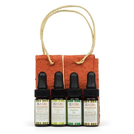 Shea Terra Organics African Wild Oil Kit