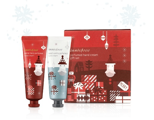 Innisfree Hand Cream Set