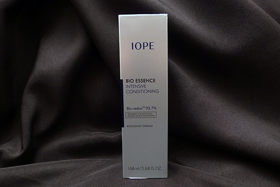 IOPE Bio Essence Intensive Conditioning treatment