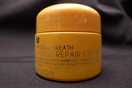 Mizon Natural Breath Cheese Repair Cream