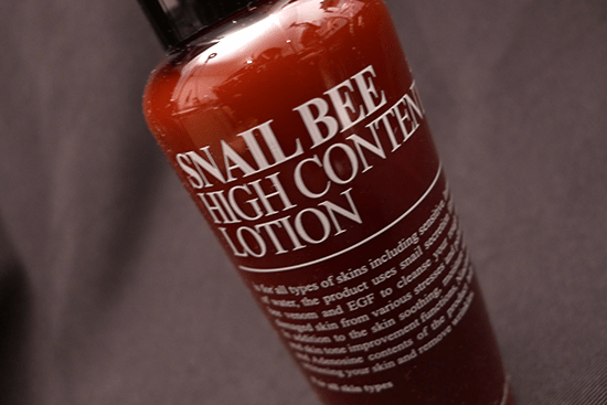 Benton Snail Bee High Content Lotion Review - Skin & Tonics