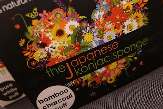 The Japanese Konjac Sponge
