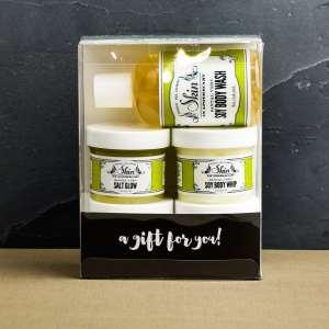 gift set santal vert