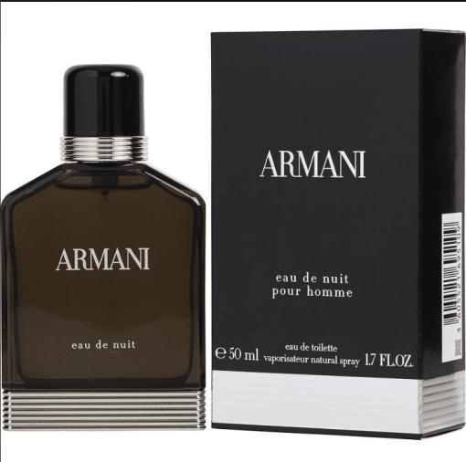 armani Armani Eau De Nuit