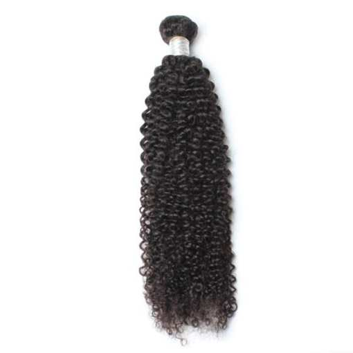 10 Kinky Curly Hair (1 Bundle)