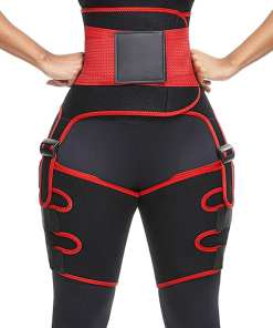 Waist Skin-Friendly Neoprene Thigh Trainer High Waist Adjustable