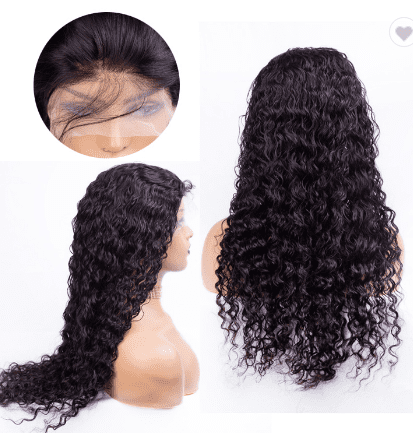 Deep Wave 1 13 x 4 Wig- 180% Density Wig
