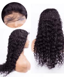 Deep Wave 1 13 x 6 Wig- 180% Density Wig