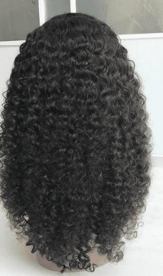 KINKY CURLY 13 x 6 Wig- 180% Density Wig