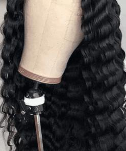 deep wave 5 x 5 Wig- 180% Density Wig