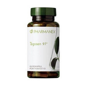 tegreen nuskin pharmanex