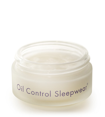 oil control night cream