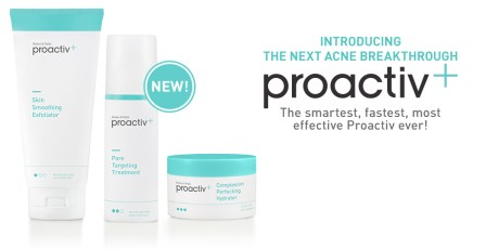 the full line of proactiv plus treatments and gels