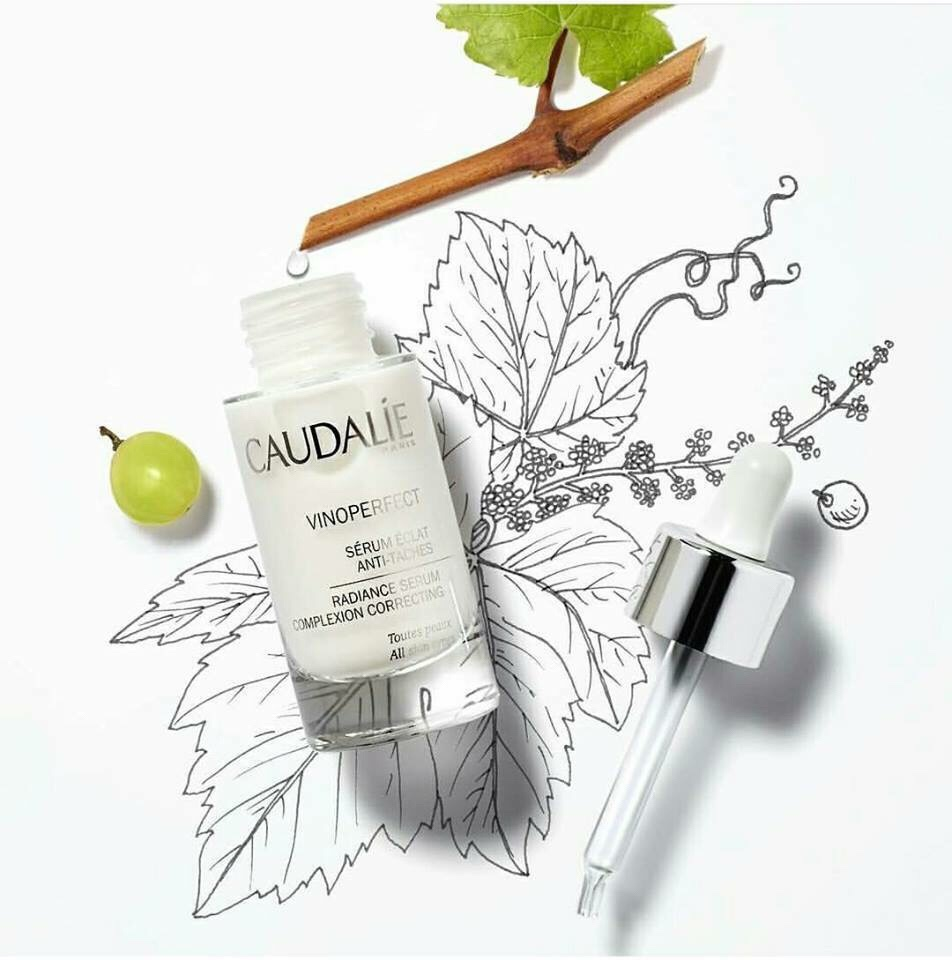 [Review] Caudalie Vinoperfect Radiance Serum