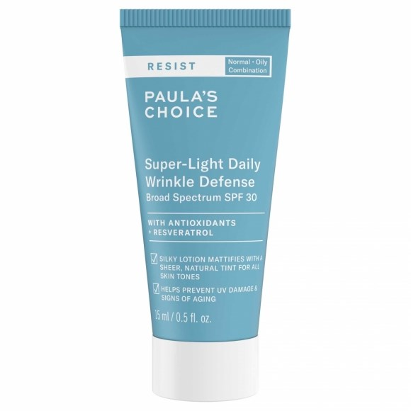 THE sunscreen every oily gal needs!