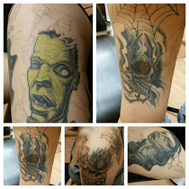 Cover Up tattoo or tattoo removal