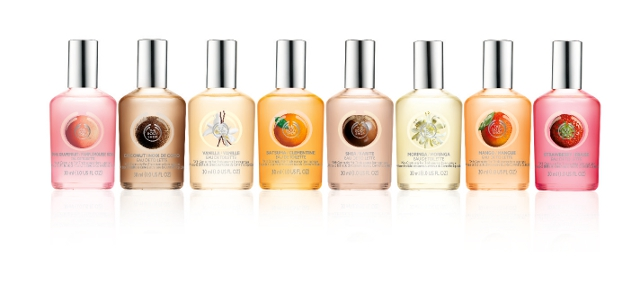 Anno Nuovo, profumi nuovi per The Body Shop! - Trilli Vs Skinki