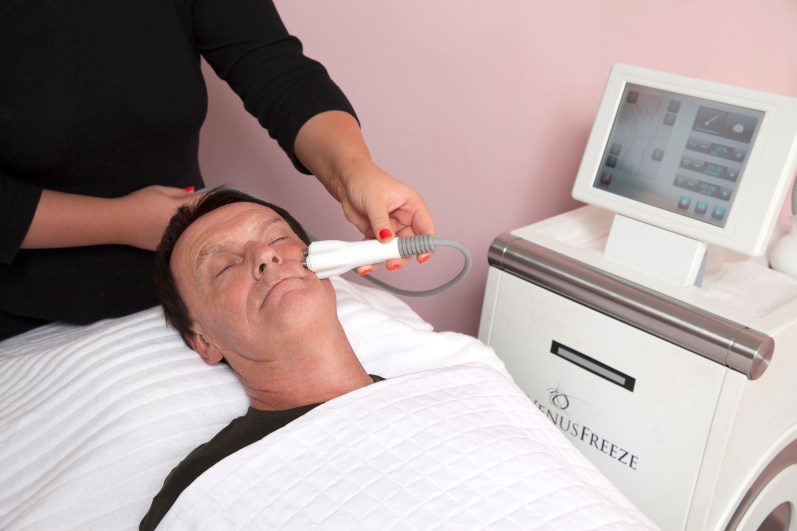 Venus Freeze Facial