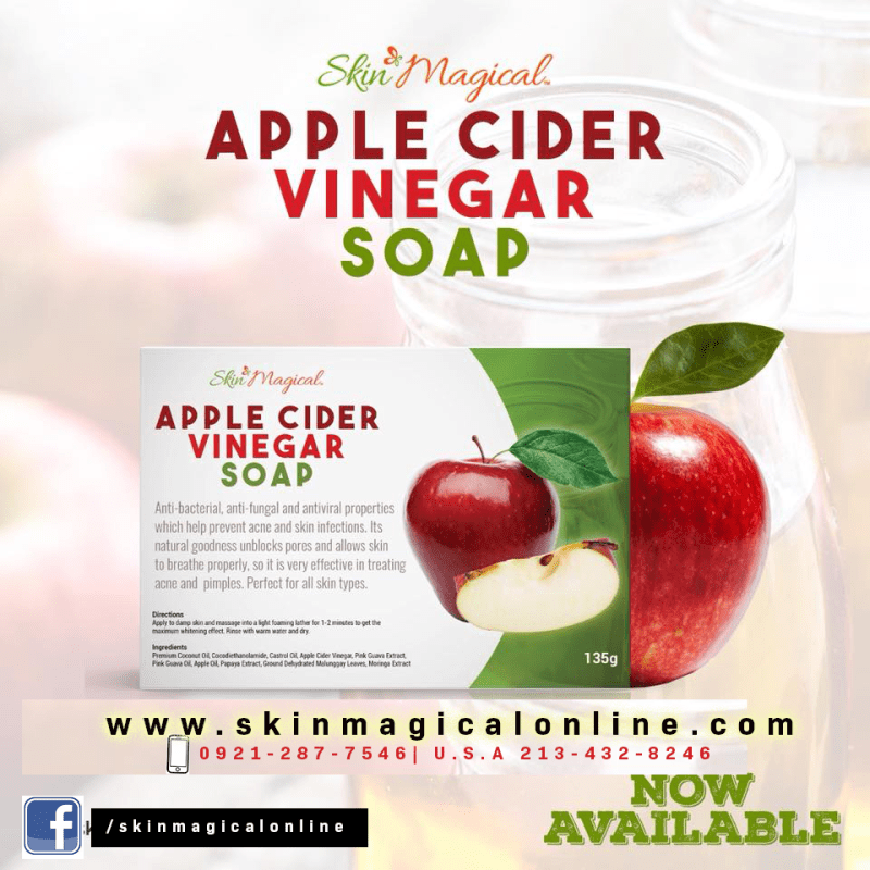 Apple Cider Vinegar Products