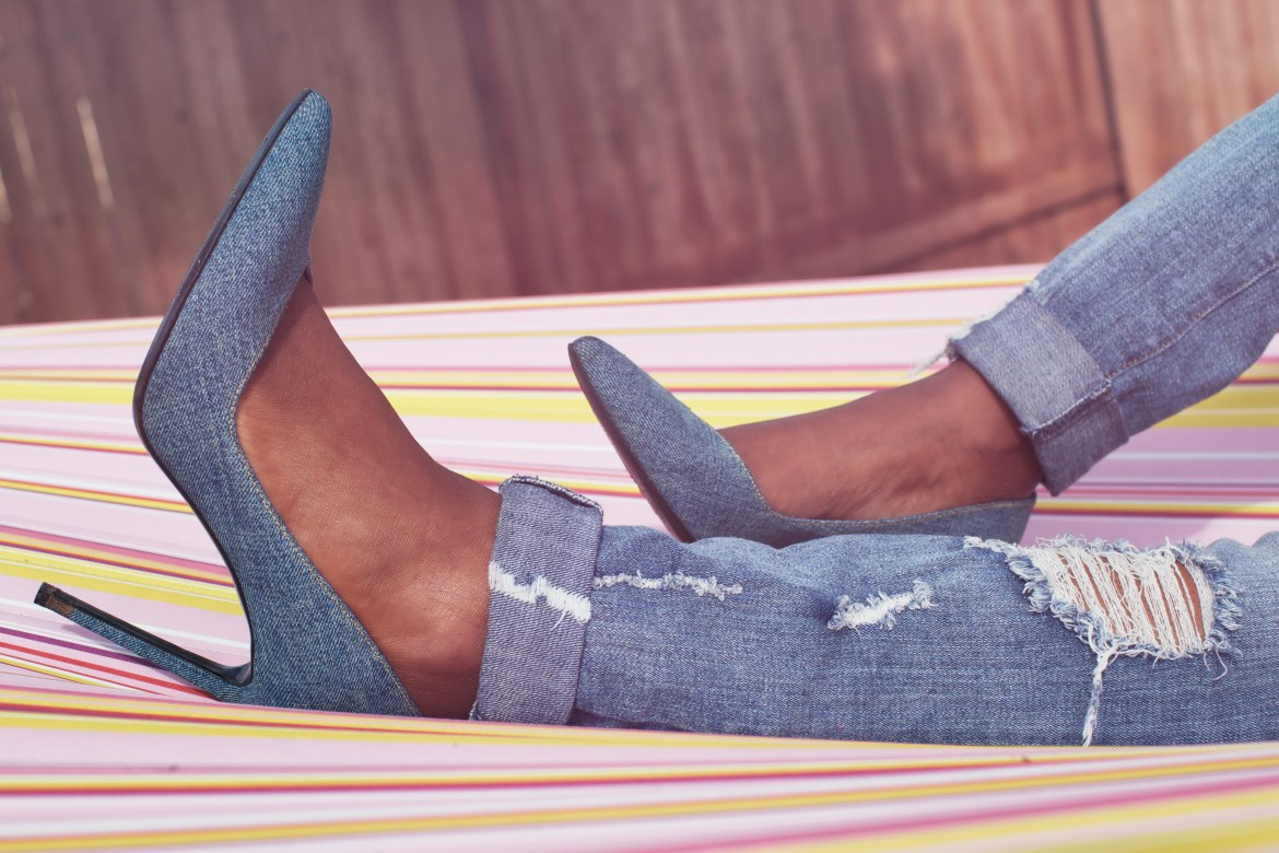 Drooling over these hot shoes.